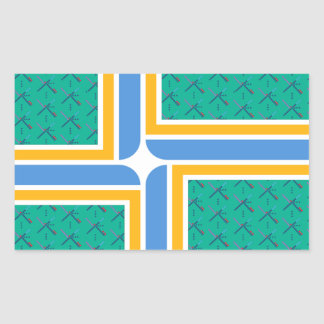 PDX Airport Carpet- Portland Sticker