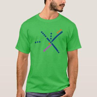 PDX Portland Airport Carpet T-Shirt