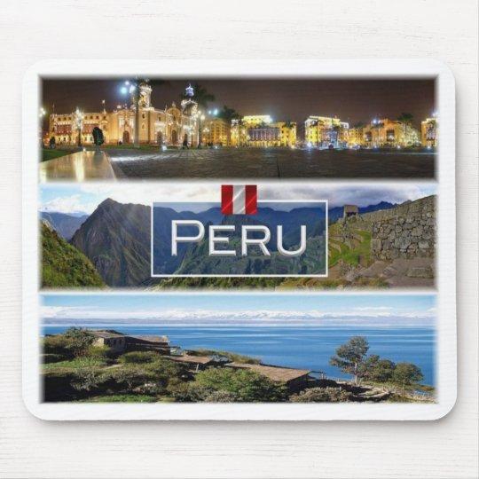 PE Perù - Lima - Mouse Pad