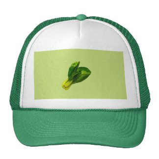 Pea Green Bok Choy Cap