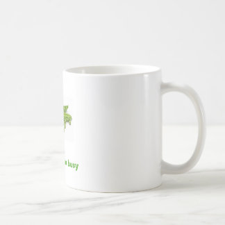 pea, Pea-off i'm busy Coffee Mug
