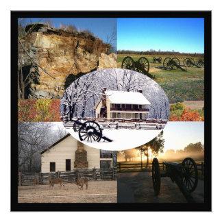 Pea Ridge National Military Park Invitations