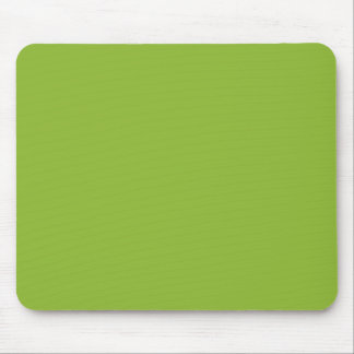 Pea Soup Green Mouse Pads