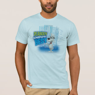 Peabody Knows Best T-Shirt