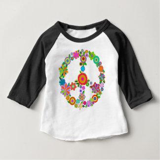 peace10 baby T-Shirt