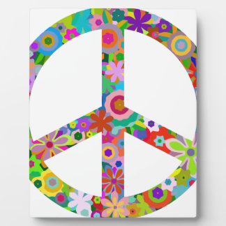 peace11 plaque