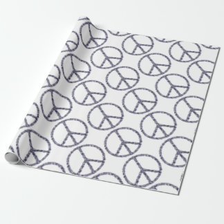 peace19 wrapping paper