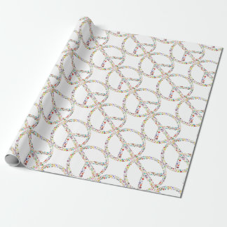 peace21 wrapping paper