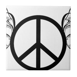 peace2 ceramic tile