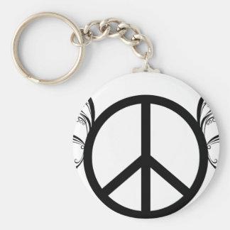 peace2 key ring