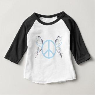 peace3 baby T-Shirt