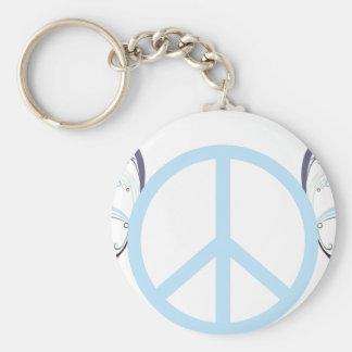 peace3 key ring