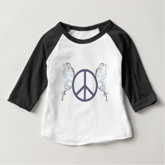 peace4 baby T-Shirt
