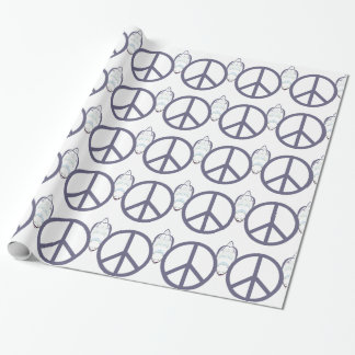 peace4 wrapping paper