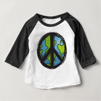 peace5 baby T-Shirt