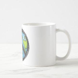 peace5 coffee mug