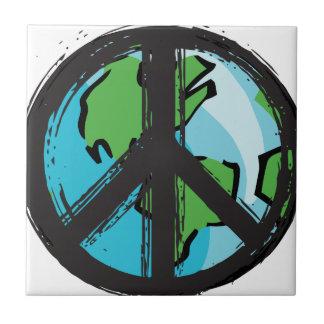 peace7 ceramic tile