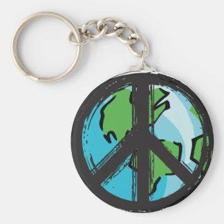 peace7 key ring