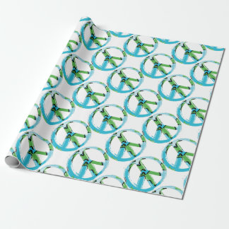 peace8 wrapping paper