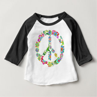 peace9 baby T-Shirt