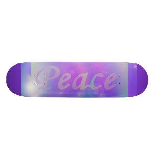 Peace 18.1 Cm Old School Skateboard Deck