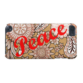 Peace 3 iPod touch (5th generation) covers