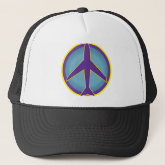 Peace Airplane- Widespread Panic Trucker Hat