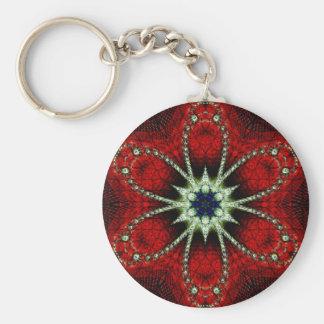 Peace and Harmony Key Ring