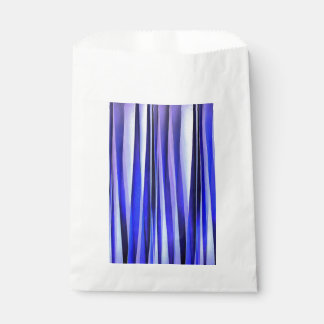 Peace and Harmony Striped Abstract Pattern Favour Bag