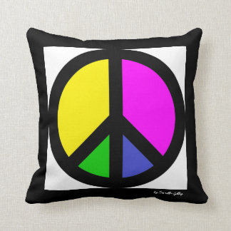 PEACE AND LOVE American Mojo Pillows Cushions