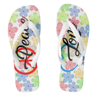 Peace and Love Sandals