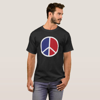 Peace And Love Sign Shirts