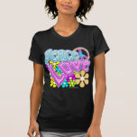 Peace And Love T Shirt