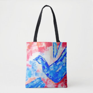 Peace Artists Market Bag