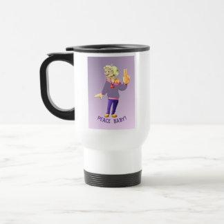 Peace Baby 15oz Travel Mug