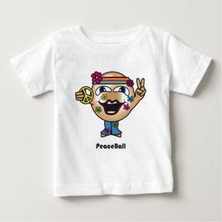 Peace Ball Baby T-Shirt