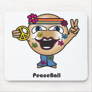 Peace Ball Mousepad