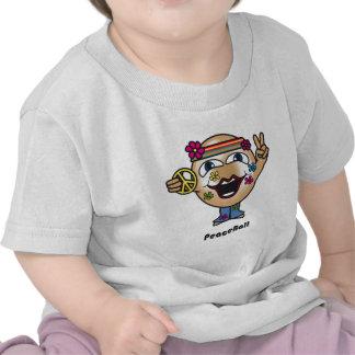 Peace Ball Tshirts