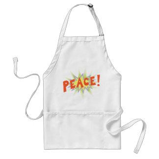 Peace Bang Aprons