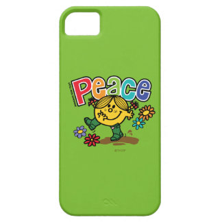 Peace Barely There iPhone 5 Case