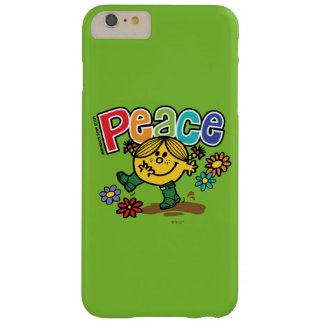 Peace Barely There iPhone 6 Plus Case