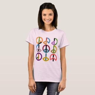 Peace Beat / Women's Basic T-Shirt