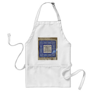 Peace Begins with Me Standard Apron