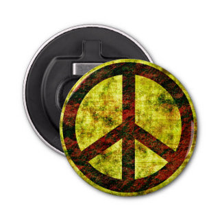 Peace Bottle Opener