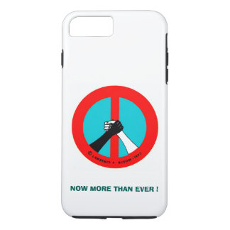 Peace & brotherhood iPhone/iPad Case