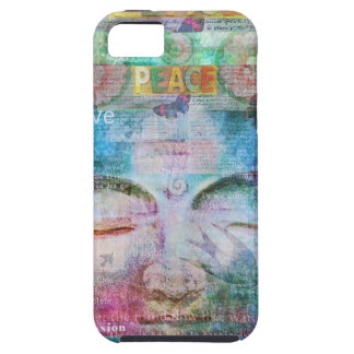 Peace Buddha iPhone 5 Case