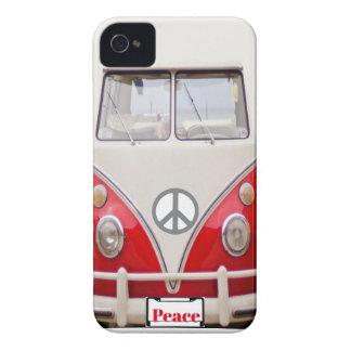 (peace bus) iPhone 4 case