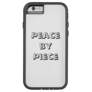 Peace by Piece iphone case