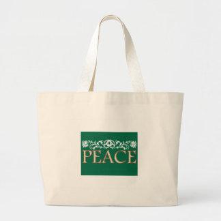 Peace Canvas Bags