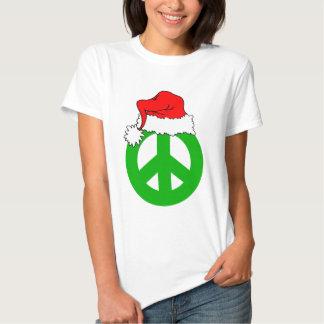 Peace Christmas Tshirts